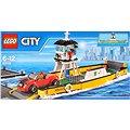 LEGO City 60119 Skvělá vozidla, Přívoz