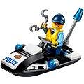 LEGO City 60126 Policie, Únik v pneumatice