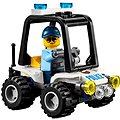 LEGO City 60127 Policie, Vězení na ostrově - Startovací sada