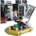 LEGO City 60130 Policie, Vězení na ostrově