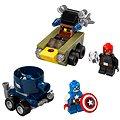 LEGO Super Heroes 76065 Kapitán America vs. Red Skull