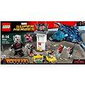 LEGO Super Heroes 76051 Hrdina a souboj na letišti