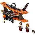 LEGO City 60103 Letiště, Letecká show