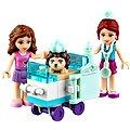 LEGO Juniors 10728 Mia a veterinární klinika