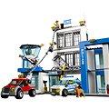 LEGO City 60047 Policie, Policejní stanice
