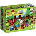 LEGO DUPLO 10582 Lego Ville, Lesní zvířátka