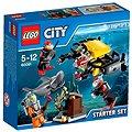 LEGO City 60091 Hlubinný mořský průzkum: startovací sada