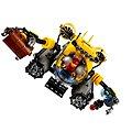 LEGO City 60092 Hlubinný mořský průzkum, Hlubinná ponorka