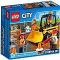 LEGO City 60072 Demolice, Demoliční práce – startovací sada