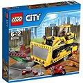 LEGO City 60074 Demolice, Buldozer