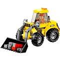 LEGO City 60076 Demolice, Demoliční práce na staveništi