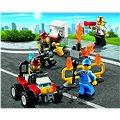 LEGO City 60088 Hasiči, Startovací sada