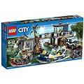 LEGO City 60069 Policie, Stanice speciální policie