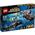 LEGO Super Heroes 76027 Hlubinný útok černé manty
