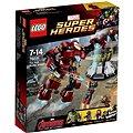 LEGO Super Heroes 76031 Avengers Hulk: panceřový úder