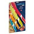 Lowenthal Set nožů s antibakteriální úpravou barevné
