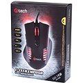 C-TECH Empusa (červené podsvícení)