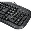 Genius KB-M200 CZ+SK černá