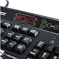 Mad Catz Cyborg V.7 Keyboard černo-šedá ENG