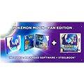 Pokémon Moon Steelbook Edition - Nintendo 3DS