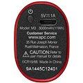 APC Mobile Power Pack 3000 červený