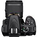 Nikon D3400 černý + 18-55mm AF-P VR