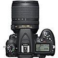 Nikon D7100 černý + objektiv 18-105 AF-S DX VR