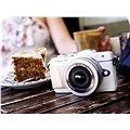 Olympus PEN E-PL7 bílý + objektiv 14-42mm Pancake Zoom