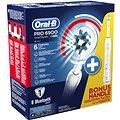 Oral B Pro 6900 White + bonus handle