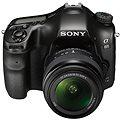 Sony Alpha A68 + objektiv 18-55mm II