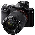 Sony Alpha 7 + objektiv 28-70mm