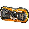 PENTAX RICOH WG-30 Wi-fi Flame orange