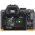 PENTAX K-S2 černo/oranžový + 18-135WR