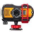 PENTAX RICOH WG-5 GPS Orange