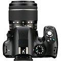 PENTAX K-50 black + objektivy DAL 18-55mm WR + DAL 50-200mm WR