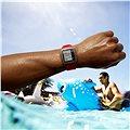 Pebble Time Smartwatch červené