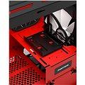 Phanteks Enthoo Evolv ITX černo-červená