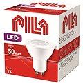 Pila LED spot 4.7-50W, GU10, 2700K