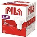 Pila LED spot 6.5-60W, GU10, 2700K