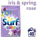 SURF Color Iris & Spring Rose 2,8 kg (40 praní)