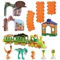 Dinosaur Train - Motorizovaná sada Dinosauří dobrodružství
