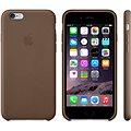 Apple iPhone 6 Plus kryt hnědý