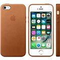 Apple iPhone SE kryt sedlově hnědý