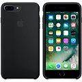 APPLE iPhone 7 Plus Silikonový kryt černý