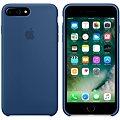APPLE iPhone 7 Plus Silikonový kryt mořsky modrý