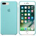 APPLE iPhone 7 Plus Silikonový kryt jezerně modrý
