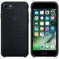 APPLE iPhone 7 Silikonový kryt černý
