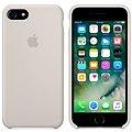 APPLE iPhone 7 Silikonový kryt kamenně šedý