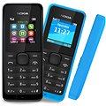 Nokia 105 černá Dual SIM