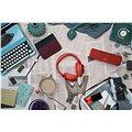 Sony Hi-Res H.ear MDR-100ABN červená
